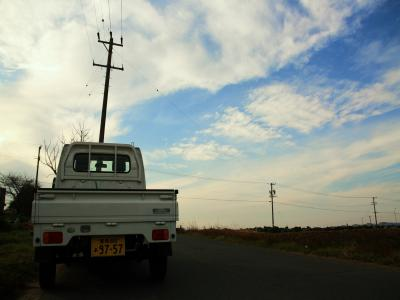 北風トラック