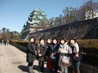 名古屋城バック