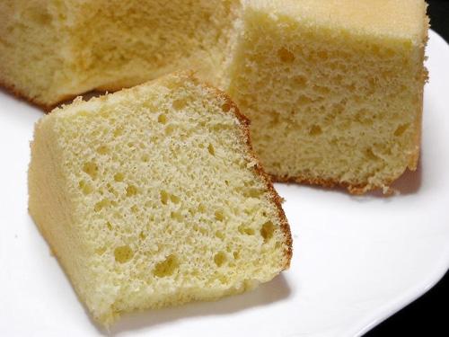 たまごシフォンケーキ