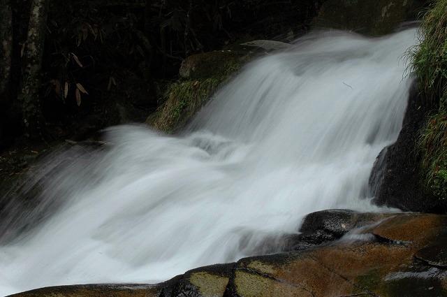蛇淵の滝2
