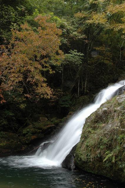 蛇淵の滝3