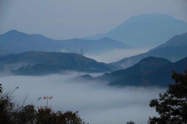 明智峠の雲海4