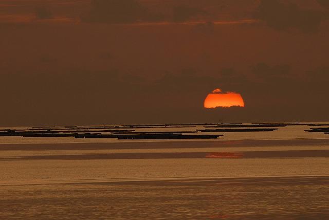 長島の日の出6