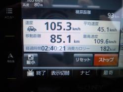 スピードメーター23