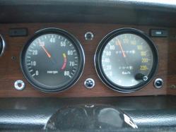 スピードメーター22