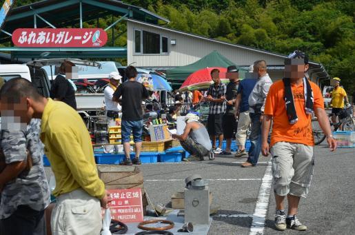 岡山ガレージセール-1