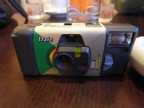 インスタントカメラ091201