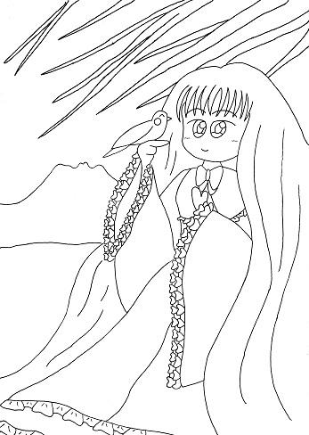 春の女神 2