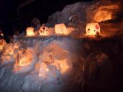 2010雪灯り2