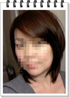 2010年11月 髪の毛