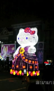 usj  夜パレード