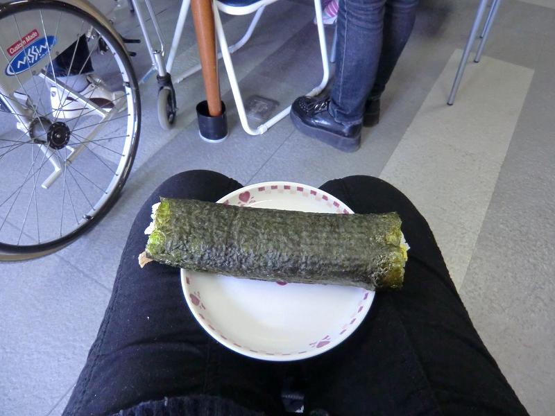 太巻き寿司 (25)