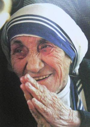 マザーテレサが生誕100年