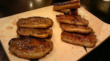 舞扇2 フランス産本鴨塩焼