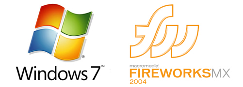 Windows7でFireworks MX 2004が突然起動できなくなった