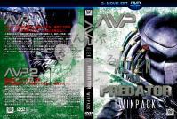エイリアンvsプレデター:2枚組整理用DVDジャケット_02a