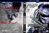 エイリアンvsプレデター:2枚組整理用DVDジャケット_03a