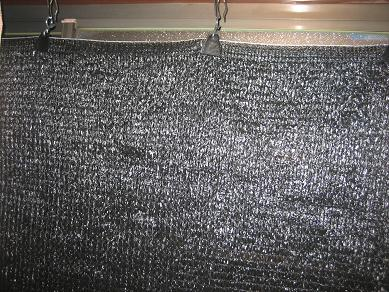 2011.7遮光75%のカーテン!