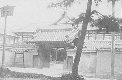 京都府立第一高等女学校古写真
