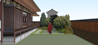 11-清閑寺家邸(庭)