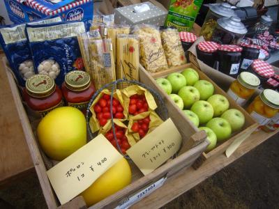 Hot Water 2nd  フルーツや野菜たち