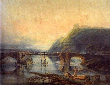 橋の絵154