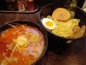 11012920破天・辛味噌つけ麺 750円