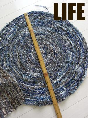 はぎれ使いきり編みもんのその後
