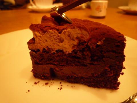 ケーキ☆カット