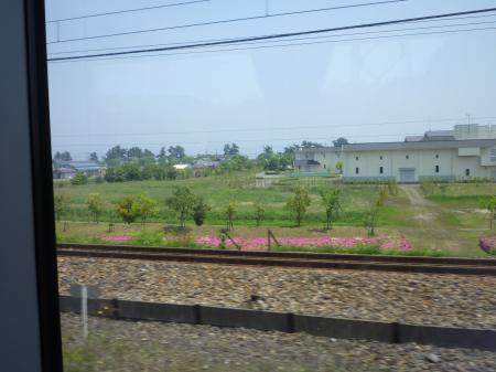 琵琶湖迫る