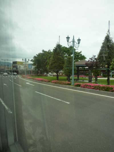 バスからの風景