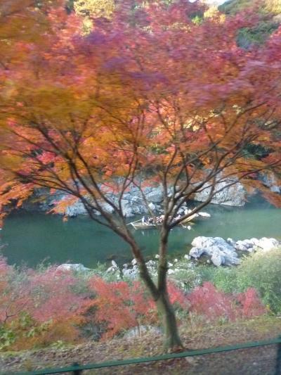 紅葉狩り・嵐山31