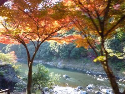 紅葉狩り・嵐山25