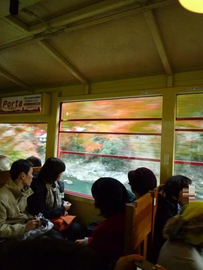 紅葉狩り・嵐山22
