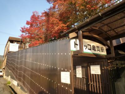 紅葉狩り・嵐山39