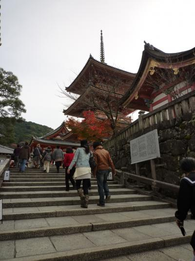 清水寺へ15