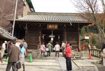 清水寺へ30