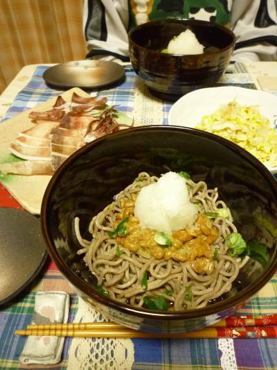 2010晩餐1