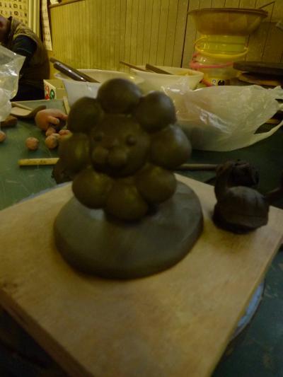 信楽陶芸教室17