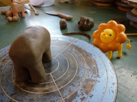 信楽陶芸教室14