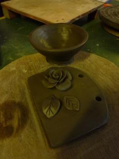 信楽陶芸教室15