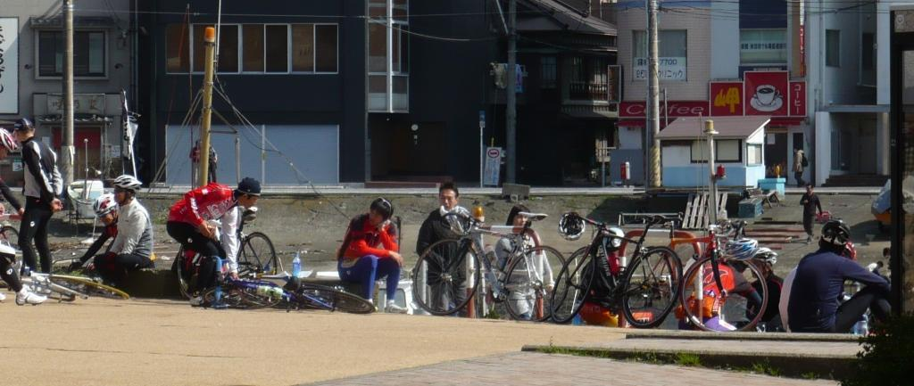 自転車たち
