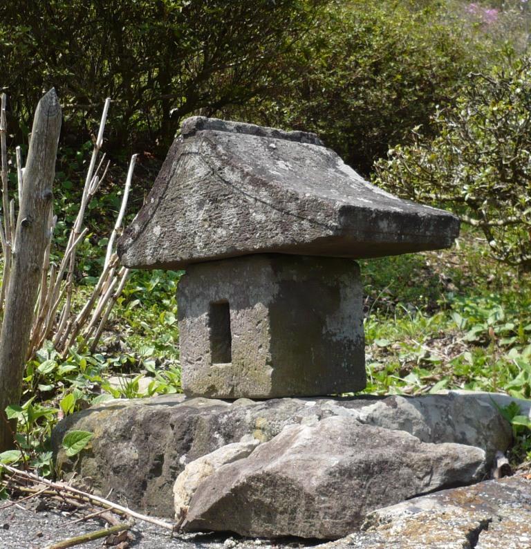 北斗神社灯籠