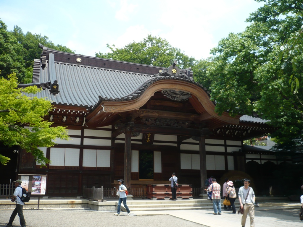 深大寺拝殿