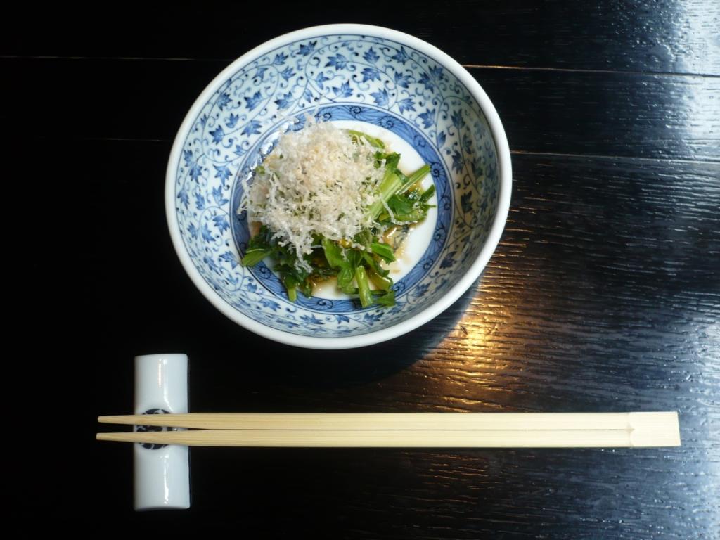 小鉢(かき菜)