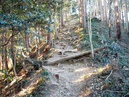 2 登り道