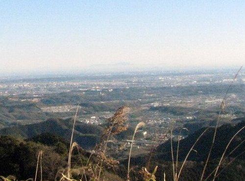 2 筑波山が