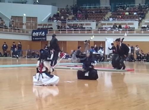 20130203第2回秋田県幼・小低学年個人剣道錬成大会