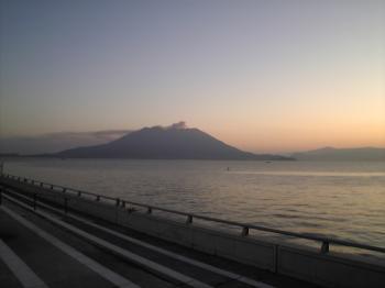 桜島2010