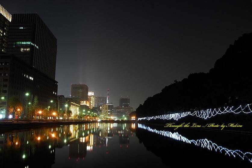 皇居お堀石垣